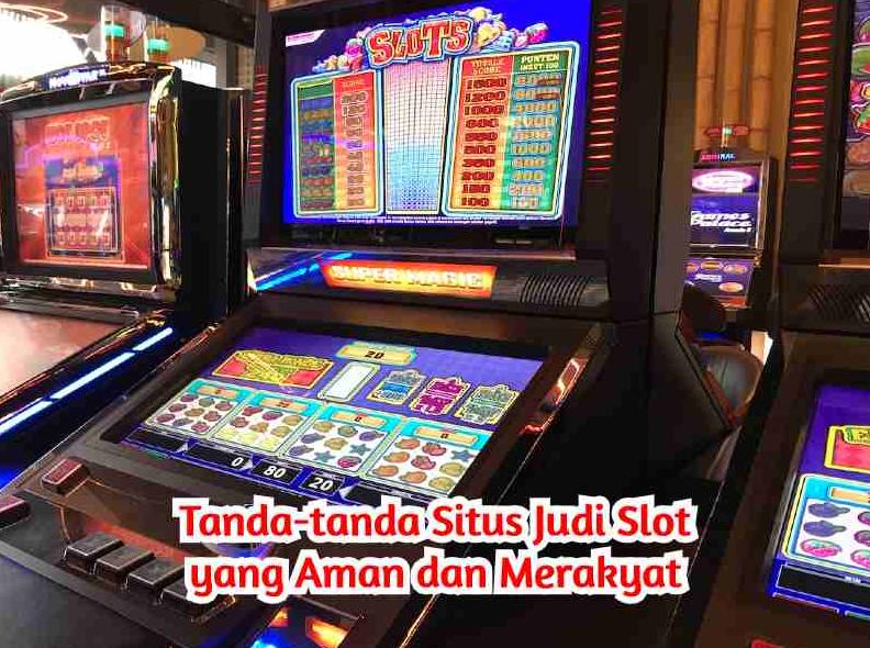 Slot Online Depo 50 Bonus 30